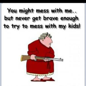Mama Bear! @Elizabeth Will ;0)