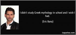 Mythology Quotes About Sayings