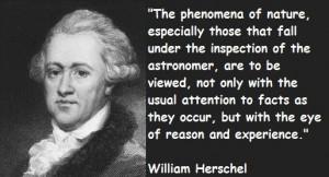 William herschel famous quotes 5