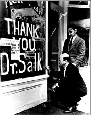Jonas Salk Polio and Ebola Virus