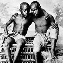 Abolition of Slavery - 1844