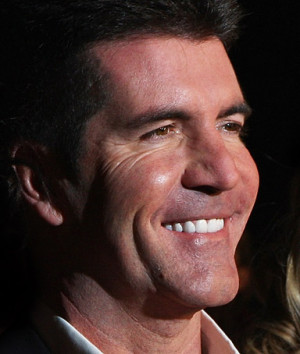 Simon Cowell, American Idol judge, to finalist Lil Rounds, who