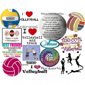 ... images volleyball quotes for girls jpg kootation com wallpaper funny