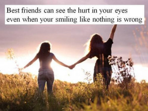 best friend quotes | Tumblr. Cheesy, cheesy, but so true..