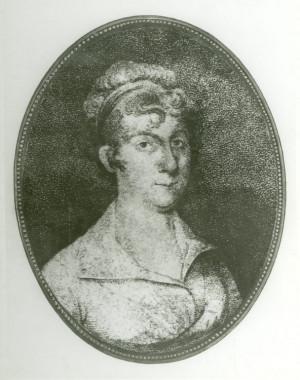 Mary Katherine Goddard is born