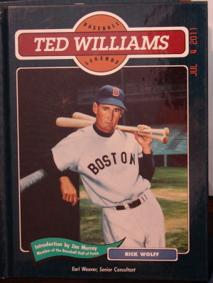 Baseball Legends - Ted Williams