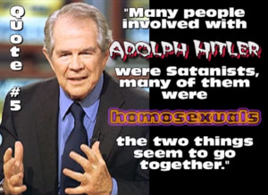 Pat Robertson Says Low Carb Diet is your Ticket to Hell [VIDEO]