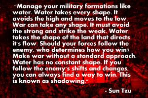 Sun Tzu Quotes Courage Sun tzu / art of war quotes