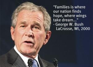 Funny George W. Bush Quote