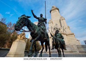 author b orn in spain in 1547 miguel de cervantes is considered one of