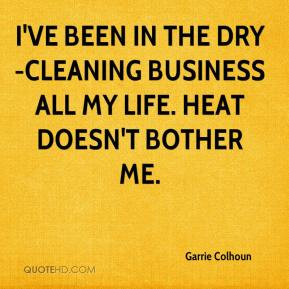 Dry cleaning Quotes