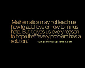 motivational math quotes