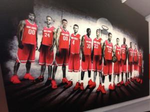 Ohio State Basketball Team