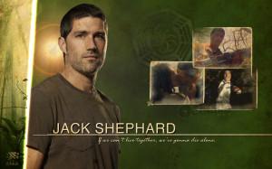 Jack Shephard Jack Shephard
