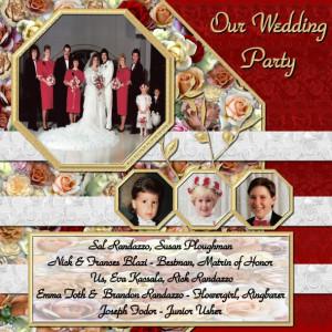 Quotes Wedding Scrapbook...