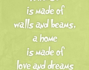 Made Love And Dreams Quote