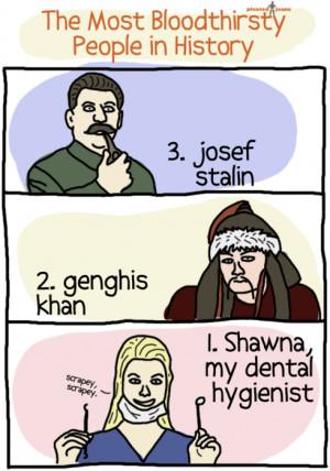 dental hygienist on Tumblr
