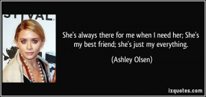 File Name : quote-she-s-always-there-for-me-when-i-need-her-she-s-my ...