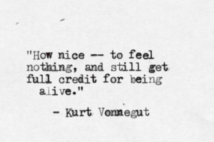 Kurt Vonnegut Quotes Slaughterhouse Five Slaughterhouse-five by kurt