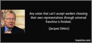 Union Solidarity Quotes