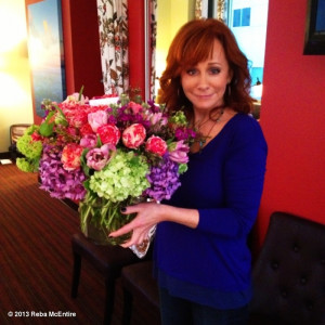 Reba McEntire's photo: Look what my Valentine gave me for Valentine's ...