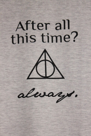 Harry Potter Memorable Quotes