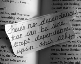 Dependence Quotes & Sayings