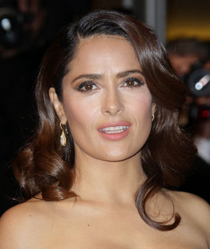 ... Hayek: Latina Celeb Mom Quotes About Beauty and Confidence - mom.me