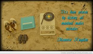 Moonrise Kingdom Quote