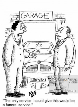 about service car