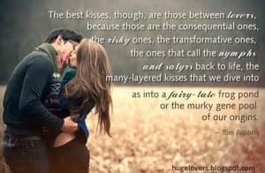 Our First Kiss Quotes Kiss quotes