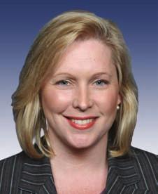 "Kirsten Gillibrand Called ""Hottest Member of Senate"" By Harry Reid ..."