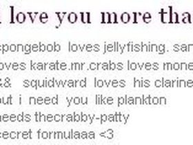 spongebob quotes photo: I Love You More Than spongebob-1.jpg