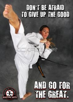 Martial Quotes #McDojo #McDojoLife www.Facebook.com/McDojoLife
