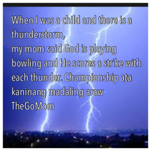 Thunders and Strikes