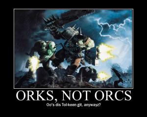 Thread: Orks and Biological Warfare