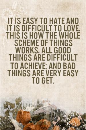 love confucius quote