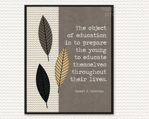 Teacher Quote Poster Digital Art Print - Best Teacher Education ...