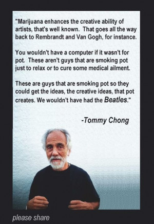 Tommy Chong More