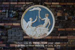 Rumi Quote Joy