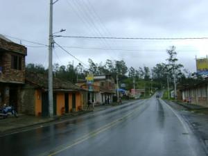 Garavito Via Puente Nacional Saboya Boyaca Colombia Photos