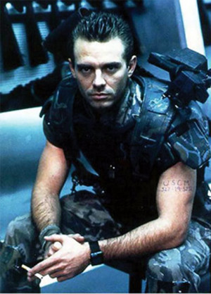 ... from our way of corporal hicksbest bertaulrich the best aliens photo