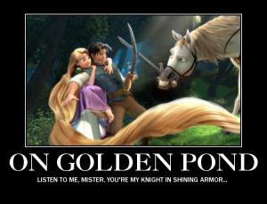 Famous Disney Movie Quotes...