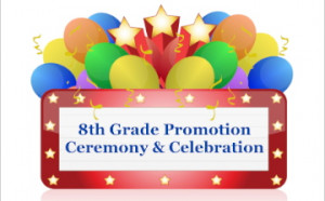 Support 8th Grade Promotion – DONATE NOW!