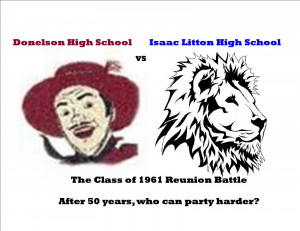 Battle of the High School Reunions