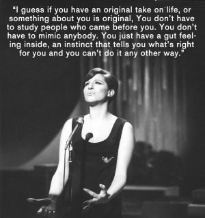 streisand-quote-originality