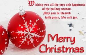 Merry Christmas Wishes, Citas, Poemas, Saludos Para Los Amigos En ...
