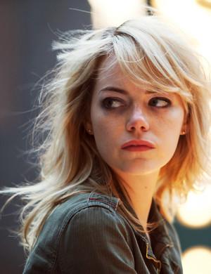 Emma Stone as Sam Thomson in Alejandro González Iñárritu's ...