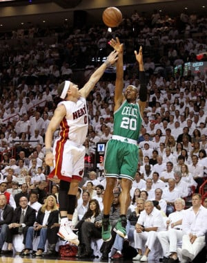Ray Allen less likely to re-sign with Celtics, may need offseason ...
