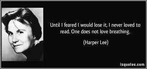 More Harper Lee Quotes